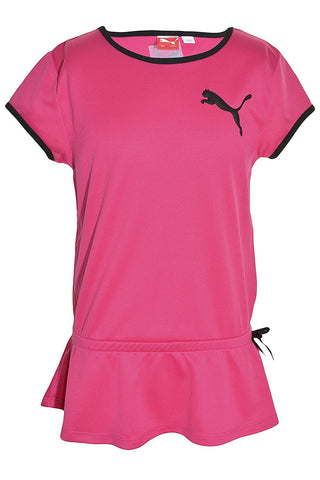 Puma Girls 2-6X Cinch Waist Athletic Top