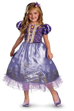 Disguise Rapunzel Disney Princess Deluxe Child Costume