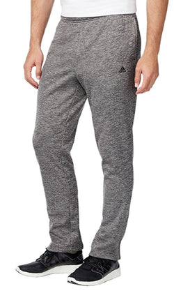 Adidas Men's Tech Fleece Climawarm Athletic Pant - Dark Solar Grey/Coal Heather