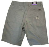 O'Neill Men's Stretch Fabric Walk Shorts - Light Grey