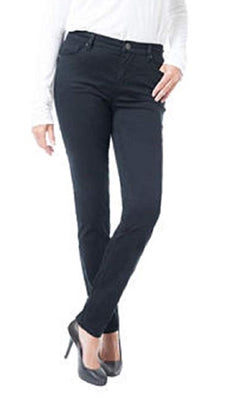 Buffalo David Bitton Ladies' Ankle Length Skinny Pant - Black