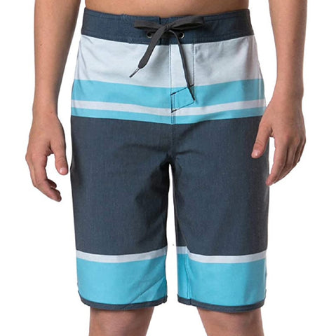 Hang Ten Boys' Youth Boardshort - Sky Blue