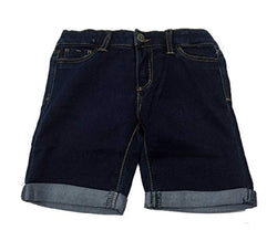 Tractor Girls Stretch Bermuda Denim Shorts - Dark Wash