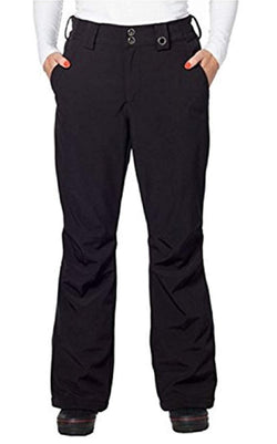 Gerry Womens Snow-tech Ski Snow Boarding Pants - Black