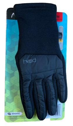 Head Junior Kid's Hybrid Gloves Black