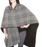 Ike Behar Ladies' Reversible Fashion Wrap