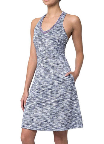Mondetta Performance Gear Ladies' Travel Dress - Purple/Grey Combo