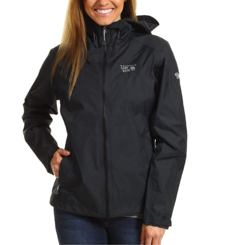 Mountain Hardwear Women's Plasmic Jacket - Black