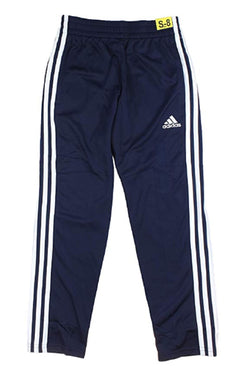 Adidas Boys Tricot Track Pants - Navy