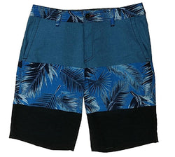 O'Neill Men's Riley Hybrid Board Shorts Blue Hawaiian