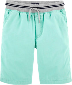 OshKosh B'Gosh Boys Pull-on Shorts - Downstream