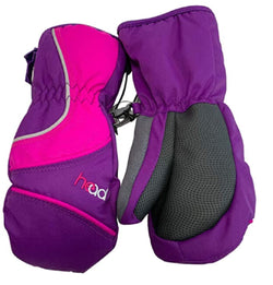 Head Jr. Girls Ski Mitten Sweet Violet/Pink