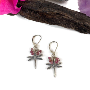 Dragonfly Booble Earrings