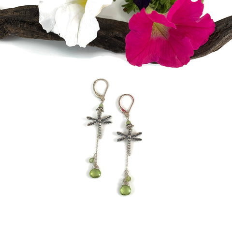 Abby Dragonfly Earrings