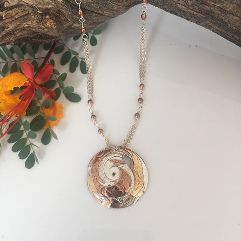 The Vortex Necklace