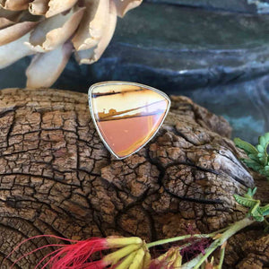 Red Creek Jasper Ring