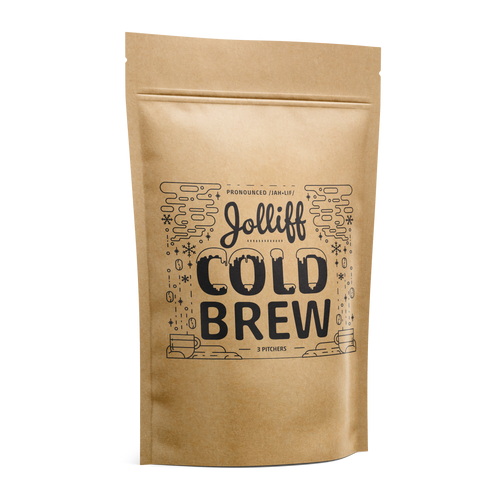 JOLLIFF COFFEE COLD BREW - COFFEE PACKS