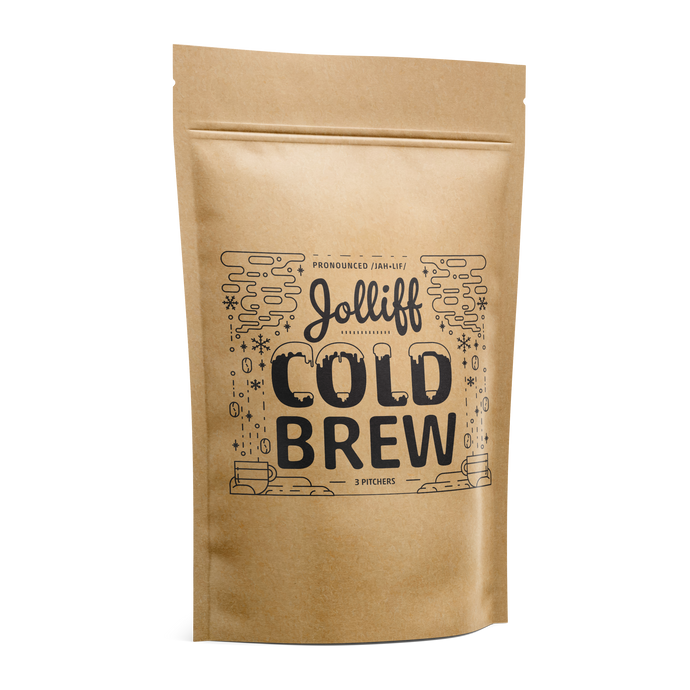 JOLLIFF COFFEE COLD BREW