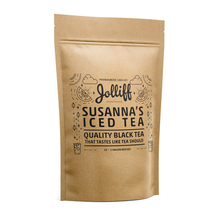 JOLLIFF COFFEE SUSANNA'S ICED TEA