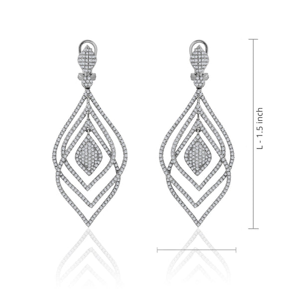 Earring EA2019-W-BIG
