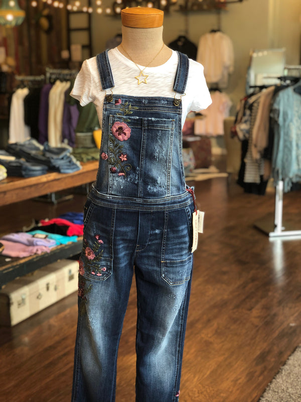 Olivia Bloomsbury Overalls by Driftwood