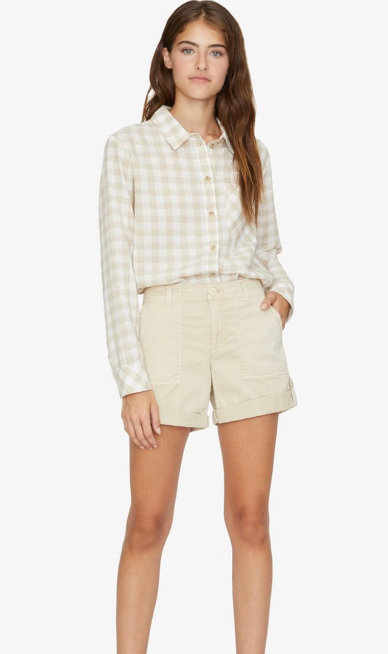 Squad Shorts in Modern Beige