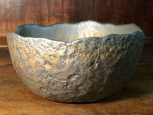 Gold Ash Wash Bowl / Jian Shui