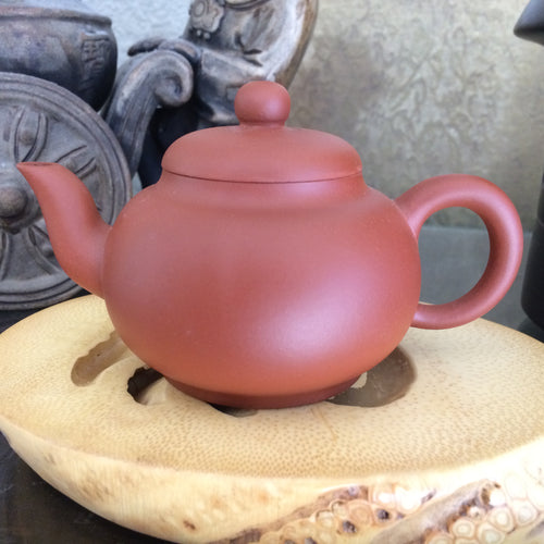 135mL Yixing Hongni Teapot