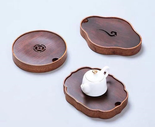 Bamboo Pot Holder / Tea Tray