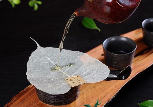 Bodhi Leaf Tea Strainer