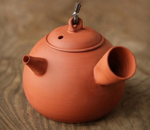 Chaozhou Red Clay Water Boiling Pot