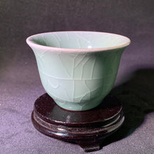 Green Longquan Teacup