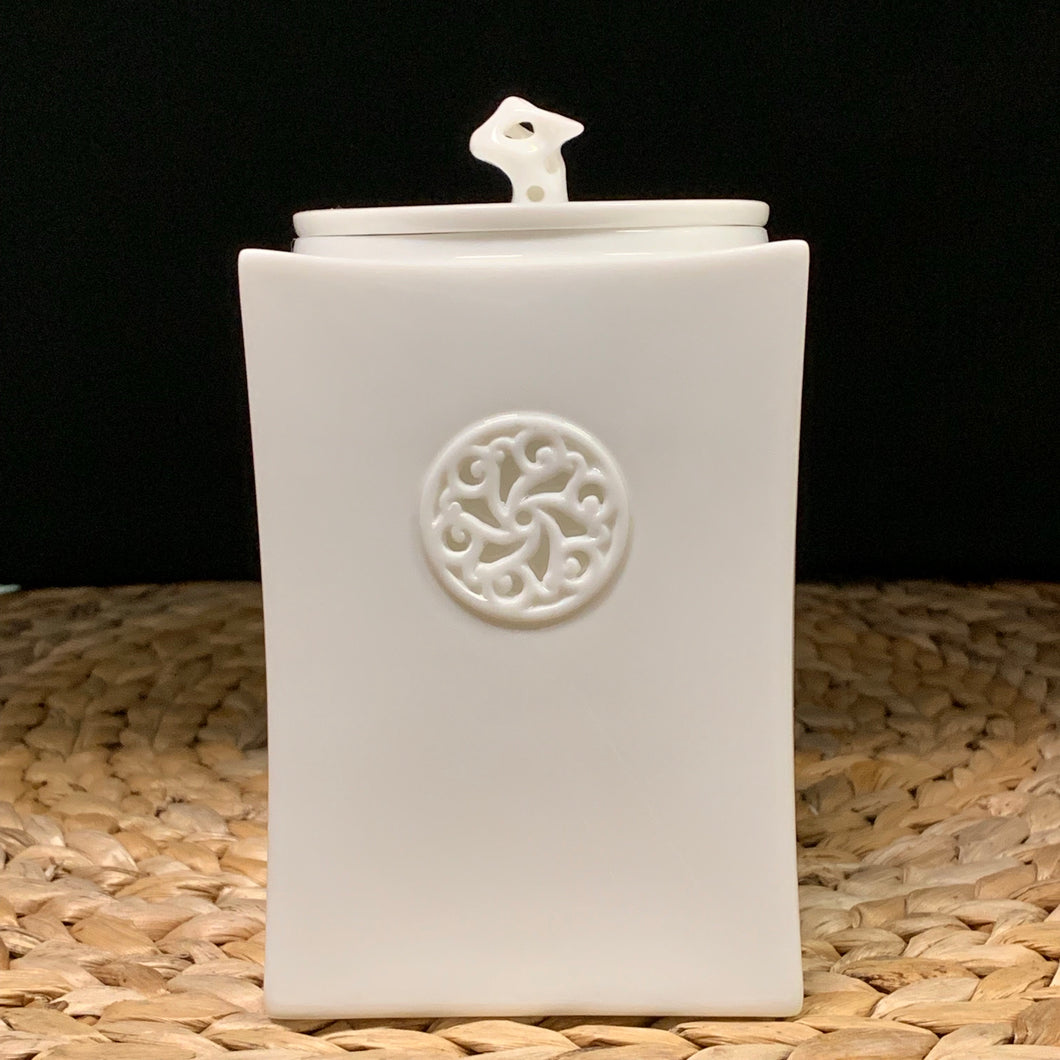 Yi Pin Porcelain Tea Caddy