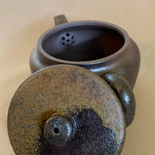 140mL Wood Fired Dicaoqing Sangbian Yixing Teapot