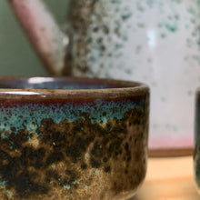 Gray Jun Glaze Teaware