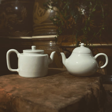 Mini Ceramic Glazed Teapots