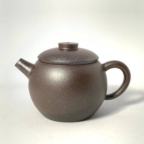 130mL Wood Fired Dicaoqing Julunzhu Yixing Teapot