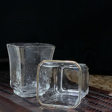 Obscure Glass Cups
