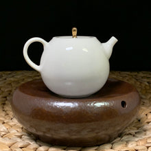Glazed Teapot Pillow