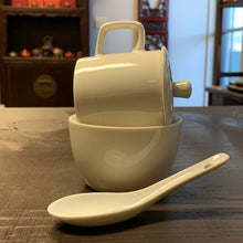 130mL Porcelain Tea Evaluating Cupping Set