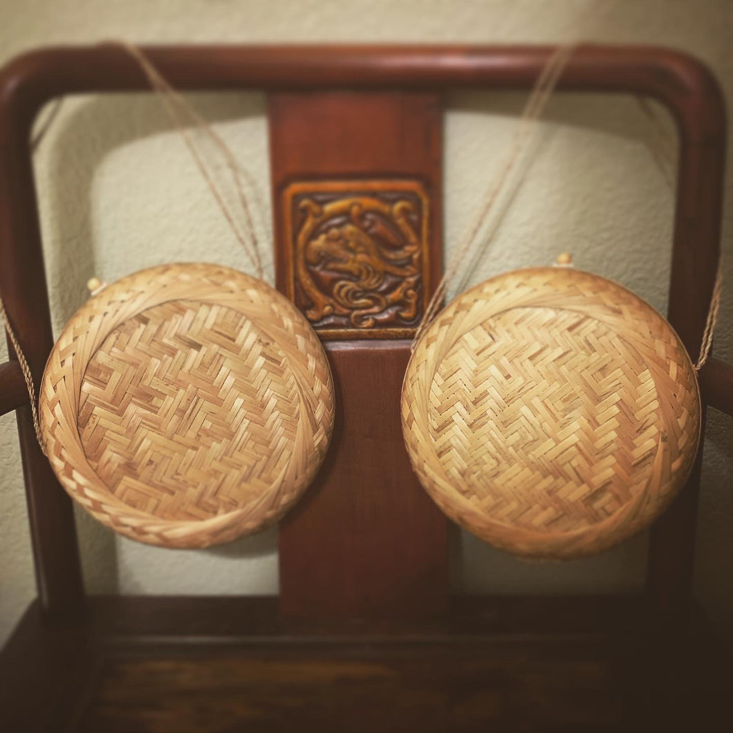 Rattan Case for Pu'er Tea Cake