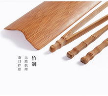 Bamboo Tea Shovel Set