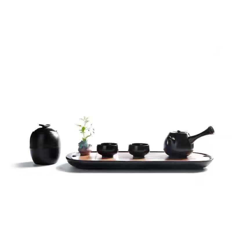 6-Piece Travel Tea Set