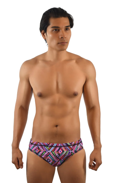 Purple Rain - Men's Brief