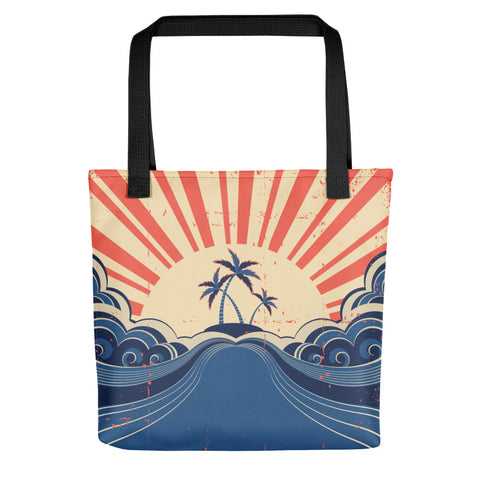 Sprint Sun(sets) Tote Bag - Multi Color