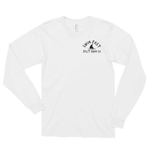Must Swim Fast(er) - Unisex Long Sleeve
