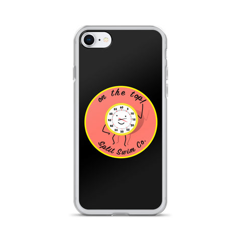 On The Top -iPhone Case (Select your model)