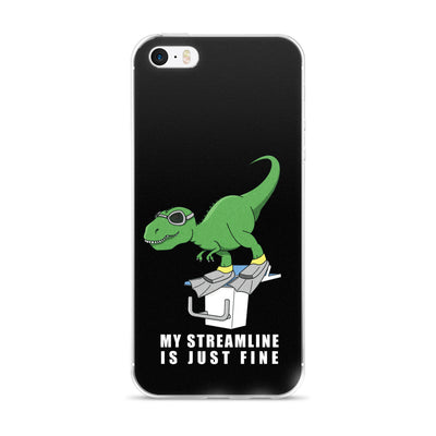 Streamline Problems - iPhone Case (Select your model)