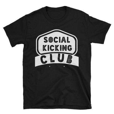 Social Kicking Club - Unisex T-Shirt
