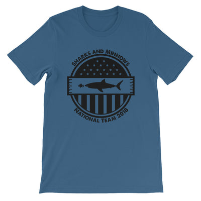 Sharks and Minnows National Team - Unisex T-Shirt